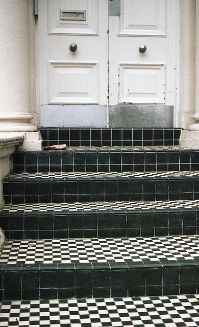 chessboard steps
