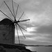 Windmill on the Aegean