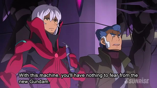Gundam AGE Episode 20 The Red Mobile Suit Screenshots Youtube Gundam PH (6)