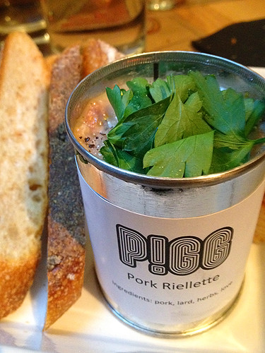 PiGG's Pork Riellette, Umamicatessen