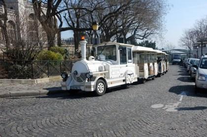 "Montmartre ""train"""