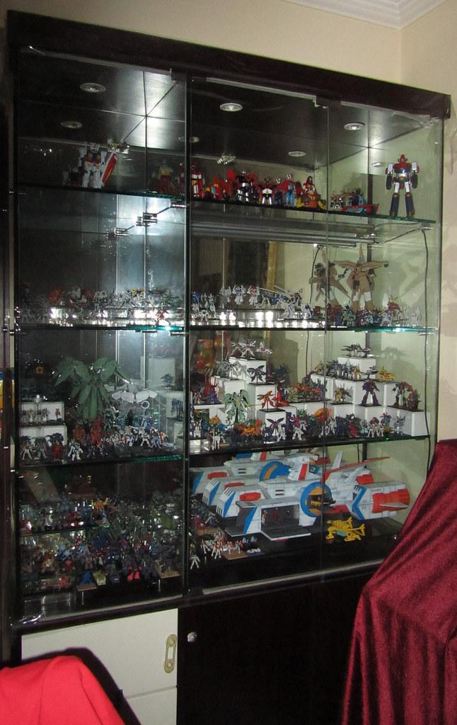 4mm現時的玩具櫃及計劃新的display櫃 (圖片巳處理好) - 會員收藏及玩具櫃貼圖區 - Toysdaily 玩具日報 - Powered by Discuz!