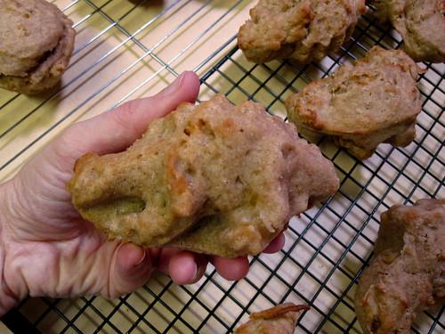 Dinosaur muffins