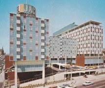 Jack Tar Hotel San Francisco Brochure