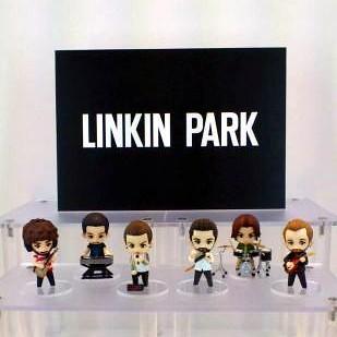 Nendoroid Petit: Linkin Park set