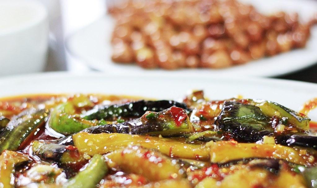 Sichuanese dinner