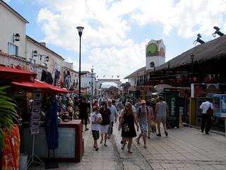 Playa del Carmen Street