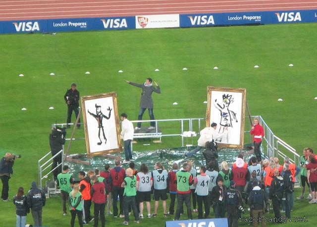 Olympics Stadium - 5th May, 2012 (82)