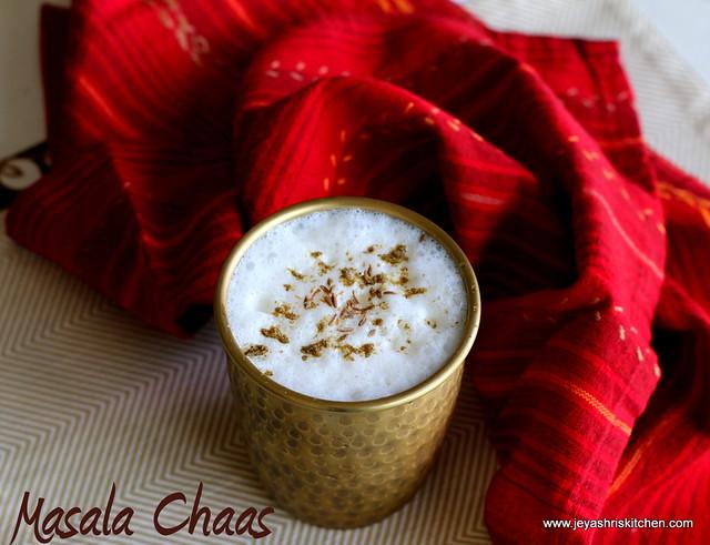 Masala-chaas