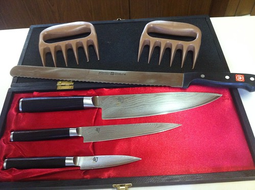 Do Knives What Chefs Use Kind