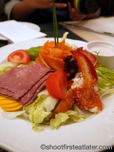 Corner Cafe- Corner Cafe Cobb Salad HK$188