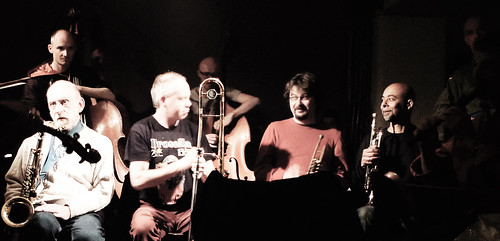 London Improvisers Orchestra @ Cafe Oto 4.3.12