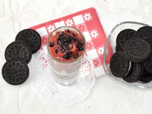 Oreo Strawberry Mascarpone