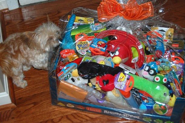 Chiquito's prize