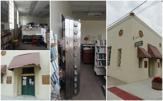 Hurtsboro Public Library, Hurtsboro AL