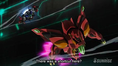 Gundam AGE 2 Episode 27 I Saw a Red Sun Screenshots Youtube Gundam PH (58)