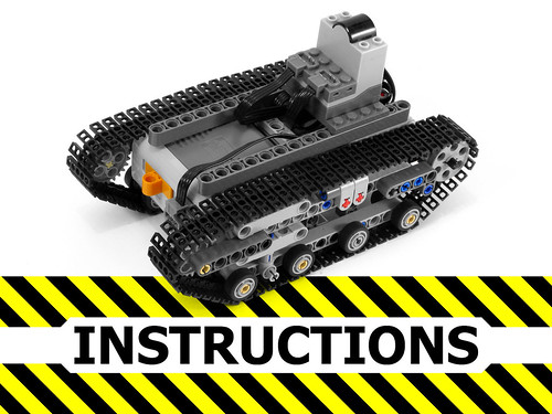 Instructions For Rc Tank Chassis The Brothers Brick The Brothers