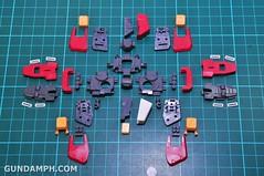MG 1-100 Gundam HeavyArms EW Unboxing OOTB Review (31)