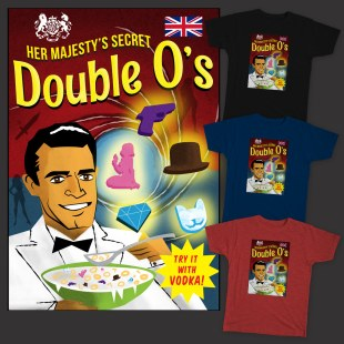Her Majesty's Secret Double O's