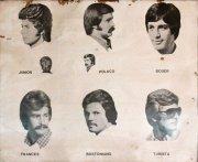 weird beards vintage barbershop