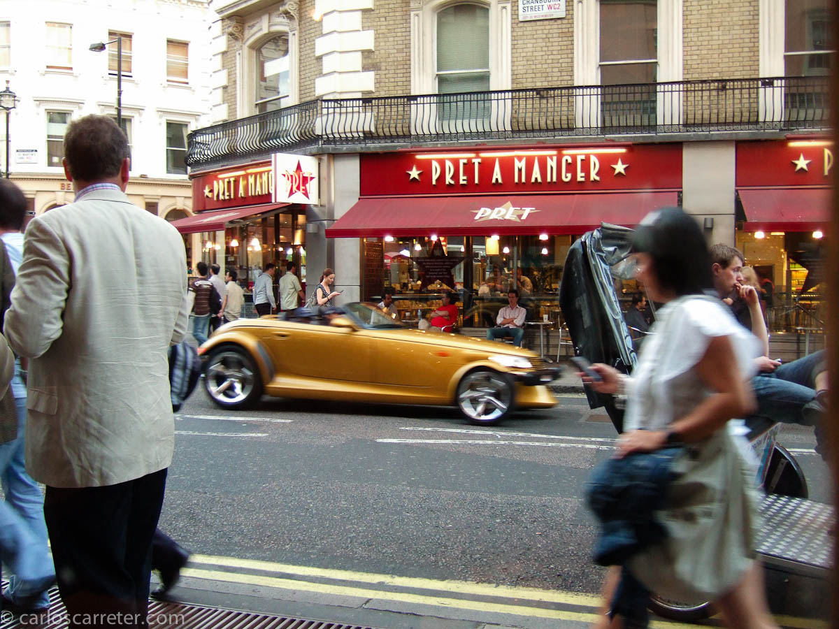 Roadster en el West End