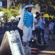 A town crier for your tweets. #skype #sxsw