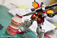 MG 1-100 Gundam HeavyArms EW Unboxing OOTB Review (54)
