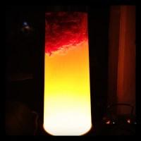 Dead lava lamp