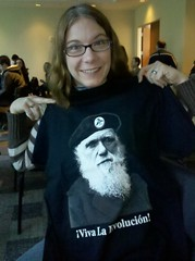 Science Online 2011 - Darwin Shirt