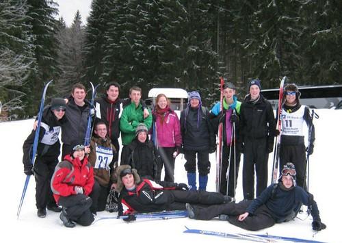 Kieran Ski Expedition 2012