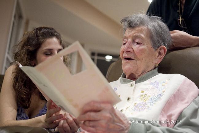 Zia's 95th Birthday