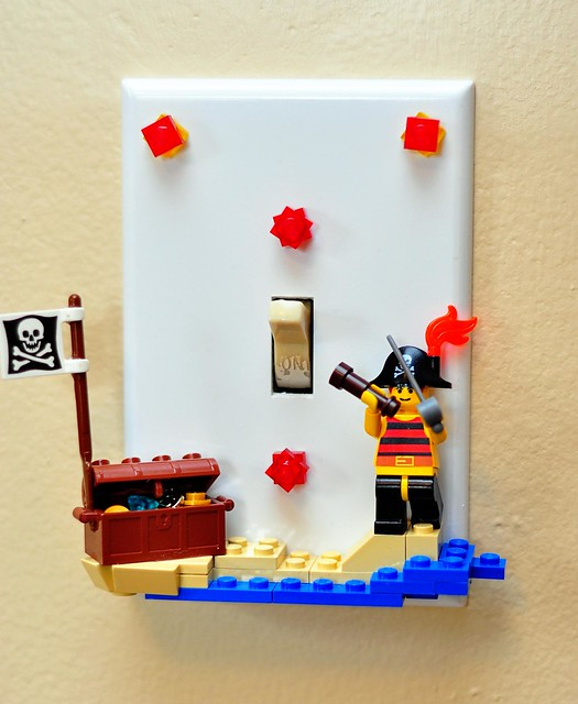 Lego Switchplates