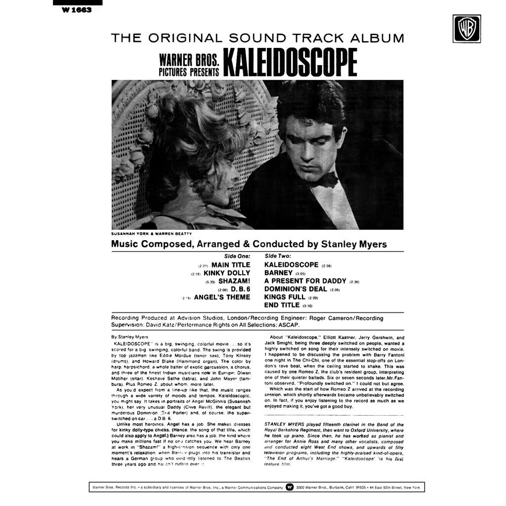 Stanley Myers - Kaleidoscope