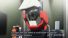 Gundam AGE Episode 21 The Shadow that Awaits  Screenshots Youtube Gundam PH (32)