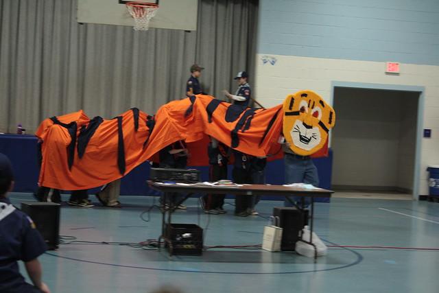 Tiger Scouts Graduation
