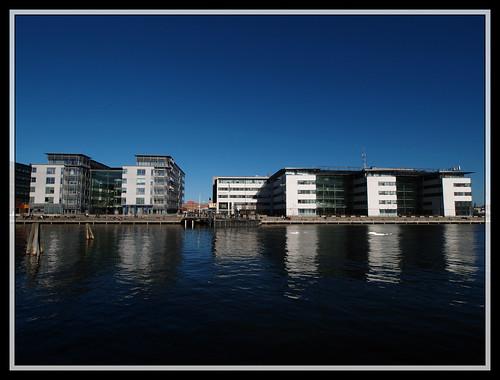72/366 - Ericsson building at Lindholmen by Flubie