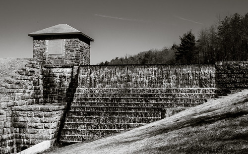 Water Wall by dogfrog