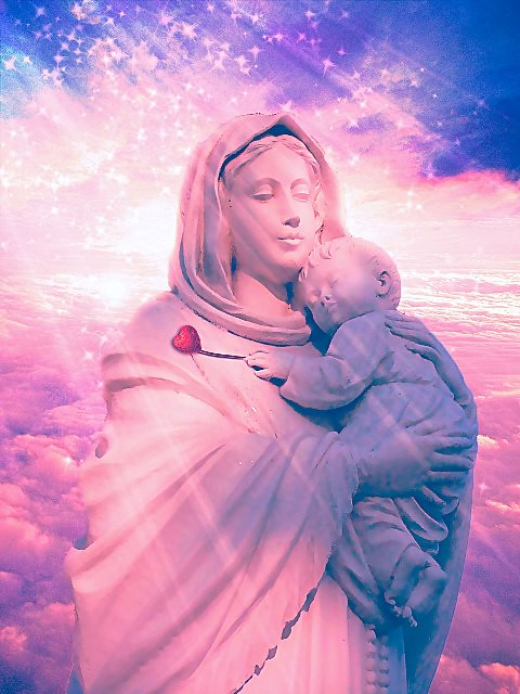 mother's day 2012 photo manipulation by Nisha Gandhi