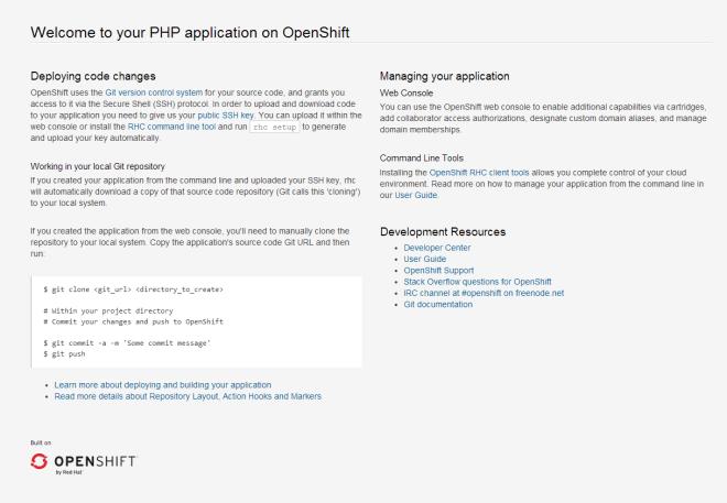 OpenShift成功面