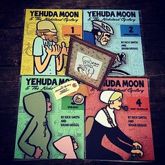 Yehuda Moon & The Kickstand Cyclery - Collection