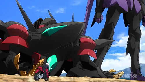 Gundam AGE Episode 18  Battle at the Graduation Ceremony Screenshots Youtube Gundam PH (22)
