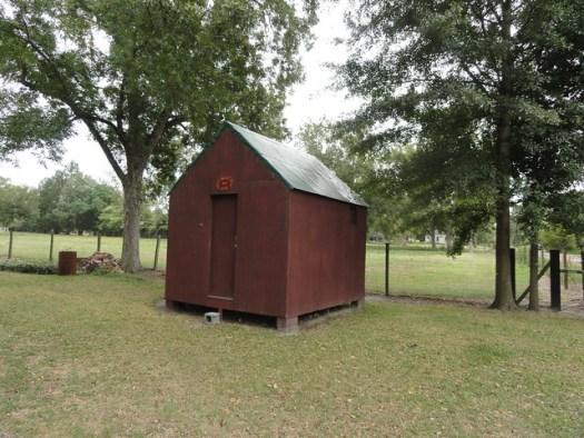 Unabomber Cabin Replica, Hurtsboro Alabama