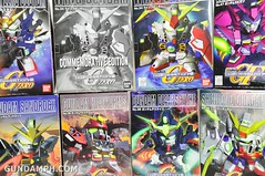 SD Gundam Wing Series Kit List (13)