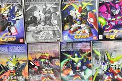 SD Gundam Wing Series Kit List (13)