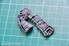 MG 1-100 Gundam HeavyArms EW Unboxing OOTB Review (39)