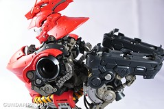 Formania Sazabi Bust Display Figure Unboxing Review Photos (64)