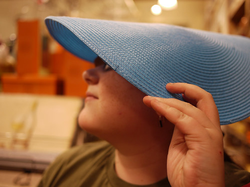 Modeling a Placemat Hat