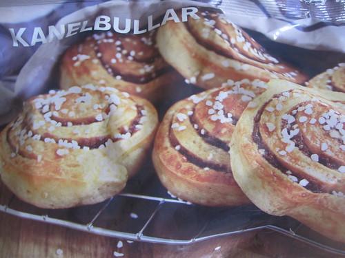 IKEA Cinnamon bun