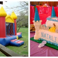 Of Bouncy Castles and Castle Cakes