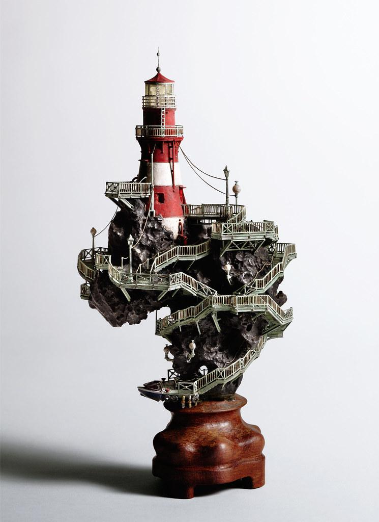 TAKANORI AIBA: Sculpture
